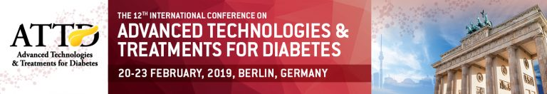 The 12th International Conference on Advanced Technologies & Treatments for Diabetes (ATTD 2019)